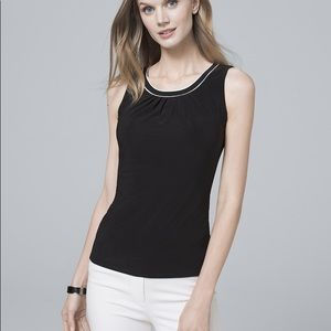 NWT White House black market top